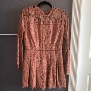 BNWT - DO & BE Lace Romper